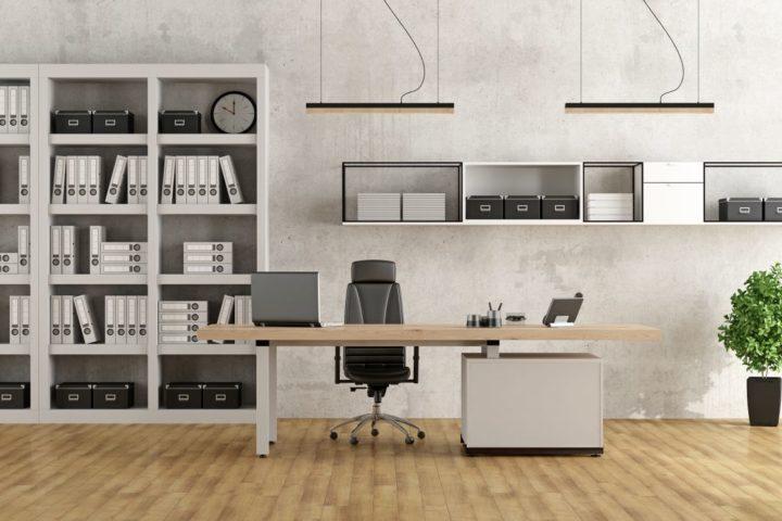 Jak urządzić eleganckie biuro