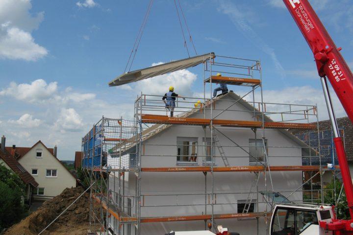 Praktyczne rozwiązania w budowie domu