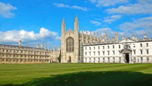 Prestiżowe angielskie uczelnie