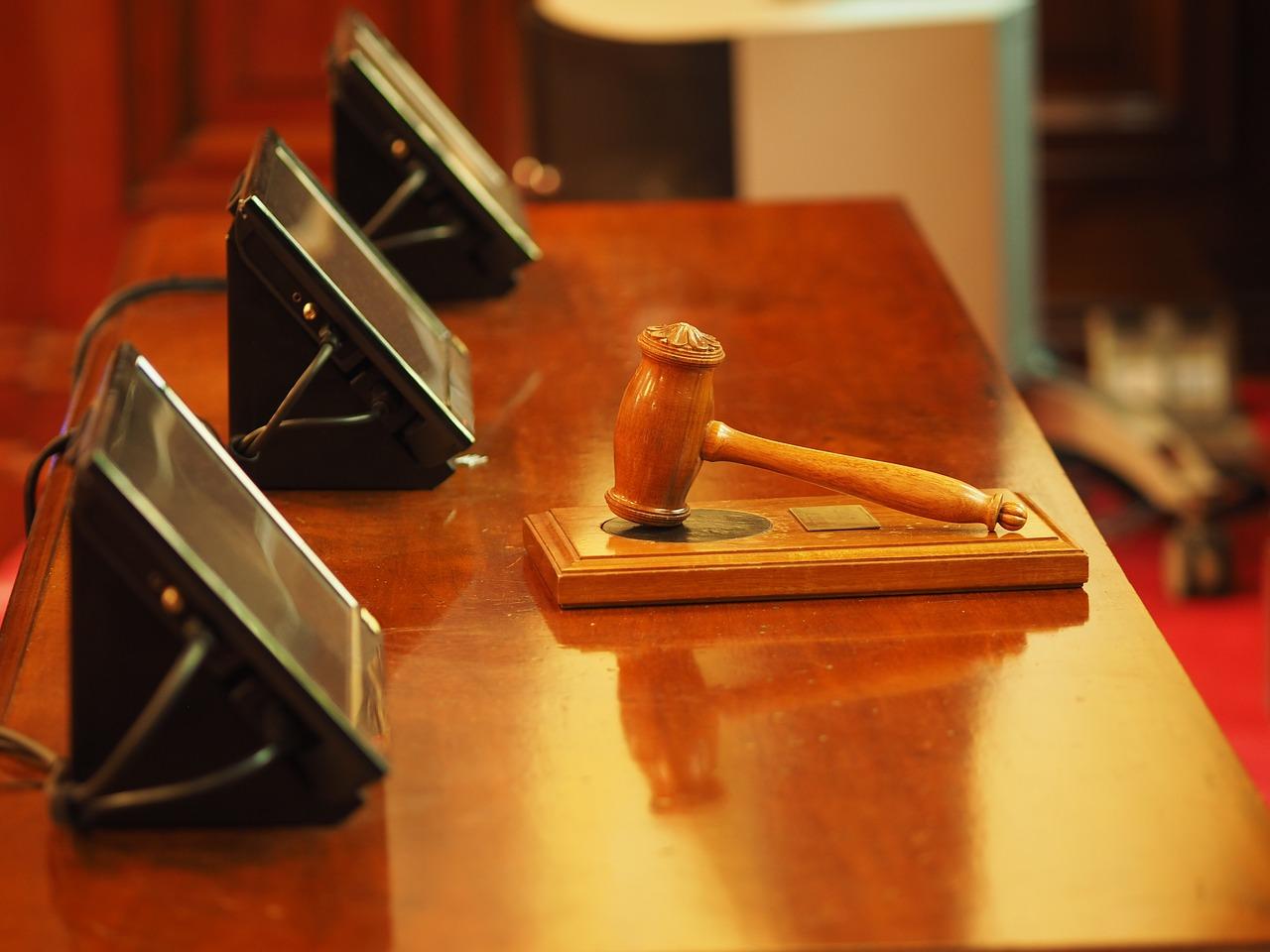 Jakie urządzenia mogą znaleźć się w sądach?