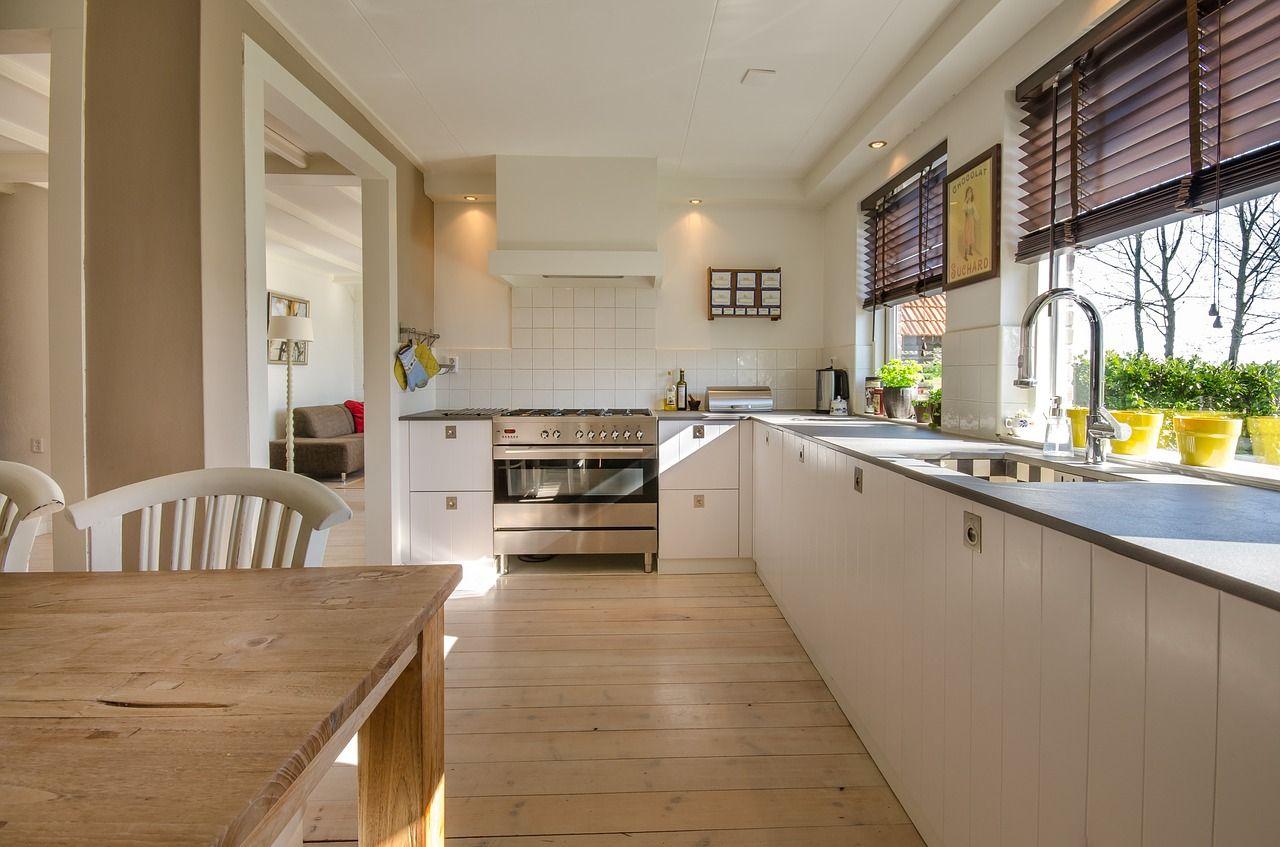 Designerskie sprzęty do nowoczesnej kuchni