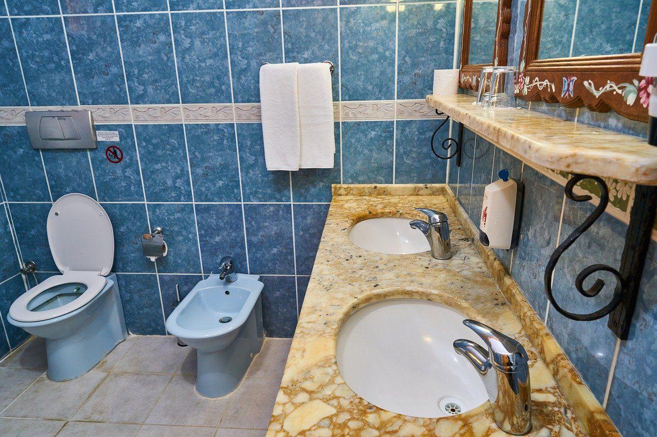 Nowoczesne akcesoria łazienkowe