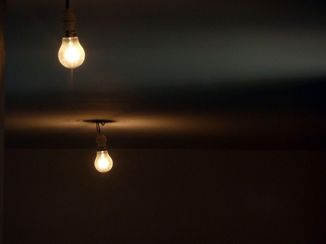 Jak ukryć źródło światła?