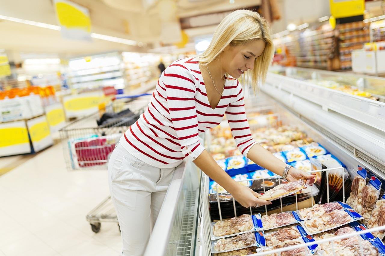 Mrożenie – sposób na przechowywanie jedzenia i utrzymania jego świeżości