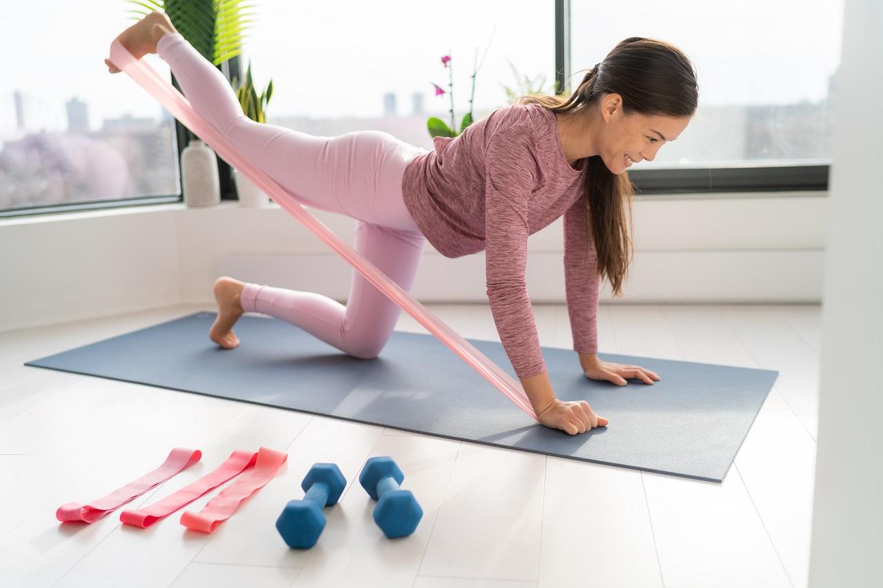 Trening w domu – jak zacząć?