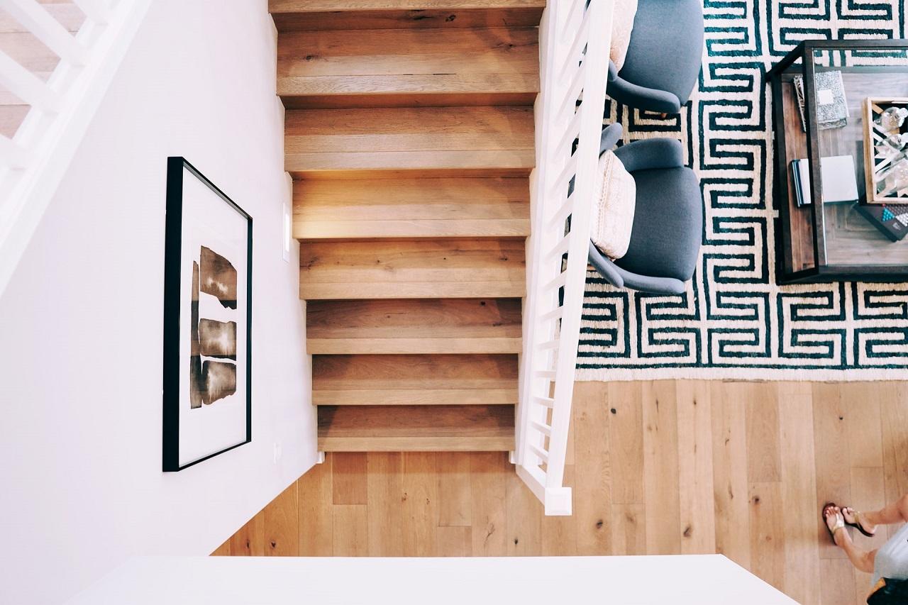 Schody – czy mogą stanowić ozdobę domu?